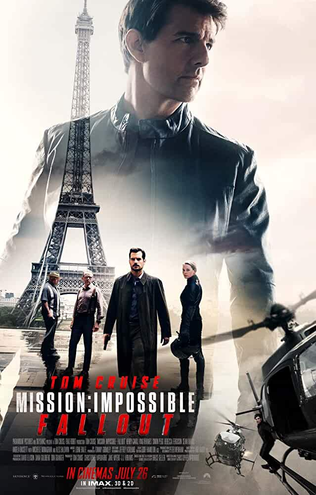 Mission: Impossible - Fallout 2018 Movies Watch on Netflix