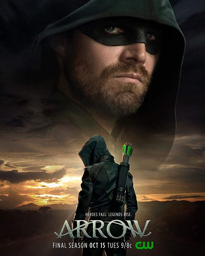 Arrow 2012 Web/TV Series Watch on Netflix