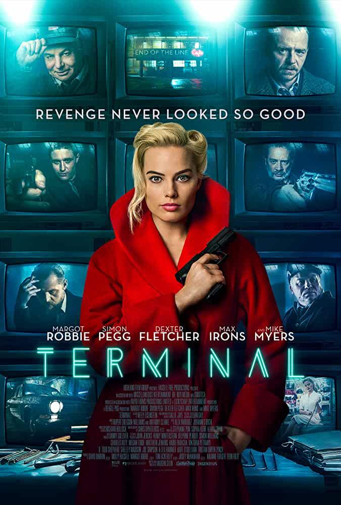 Terminal 2018 Movies Watch on Amazon Prime Video