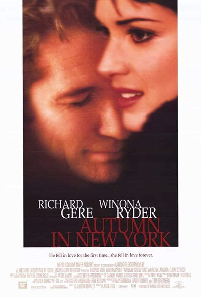 Autumn in New York 2000 Movies Watch on Amazon Prime Video