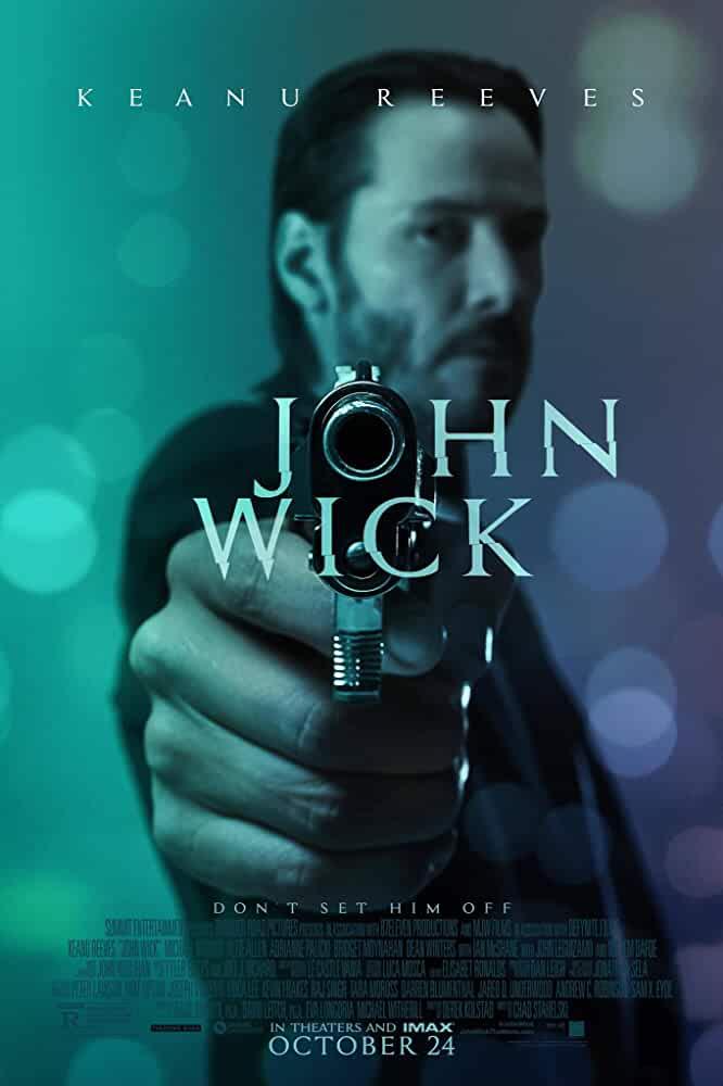John Wick 2014 Movies Watch on Netflix
