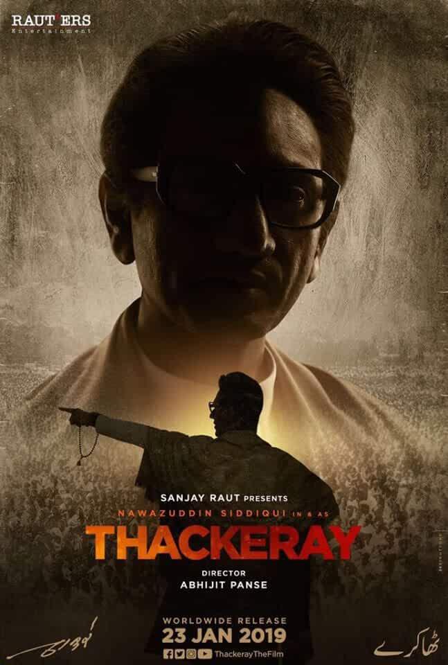 Thackeray 2019 Movies Watch on Netflix
