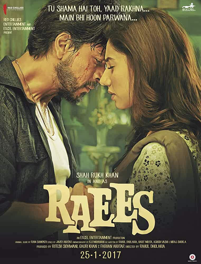 Raees 2017 Movies Watch on Netflix