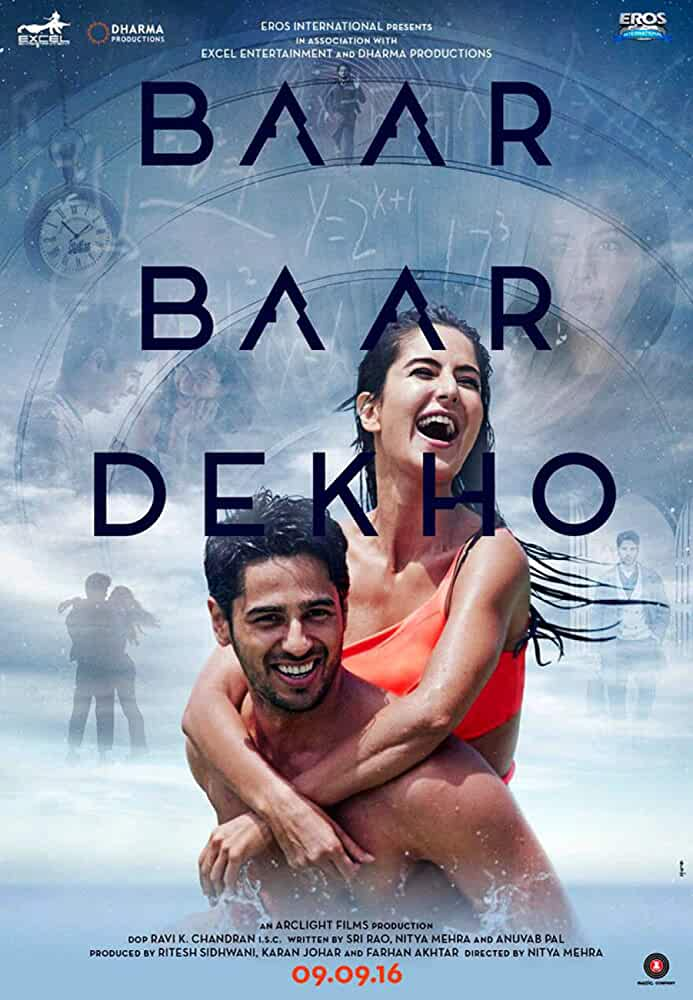 Baar Baar Dekho 2016 Movies Watch on Amazon Prime Video