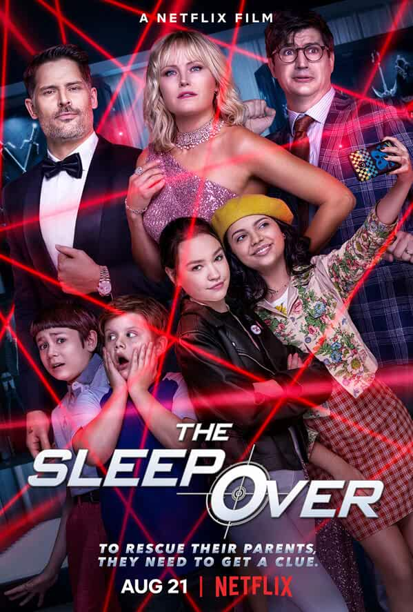 The Sleepover 2020 Movies Watch on Netflix