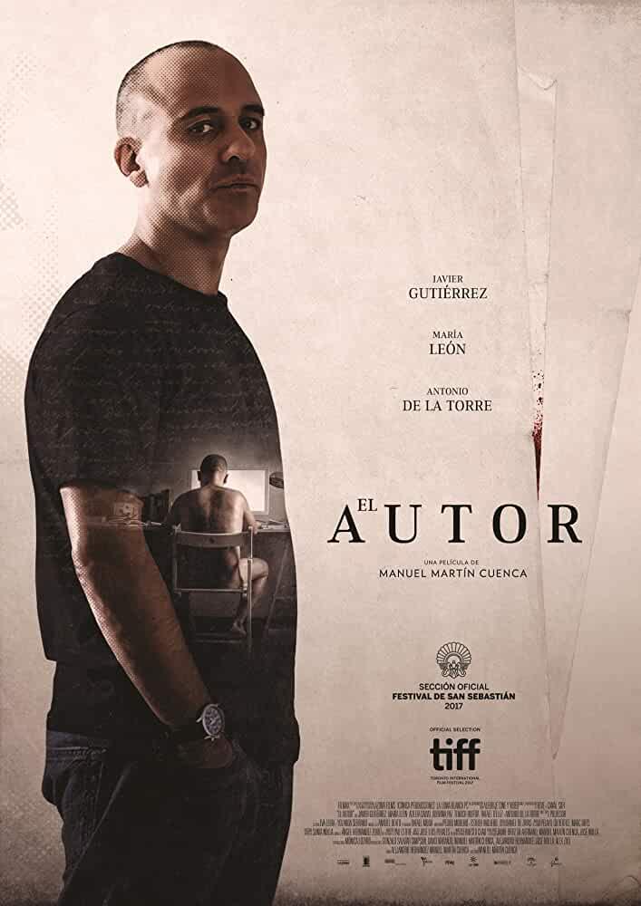 El autor (The Motive) 2017 Movies Watch on Netflix