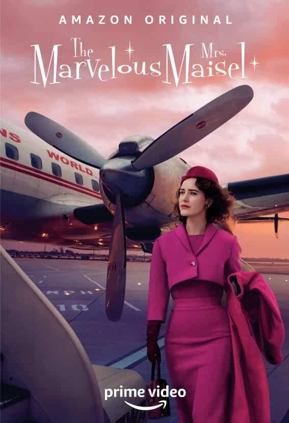 The Marvelous Mrs. Maisel 2017 Web/TV Series Watch on Amazon Prime Video