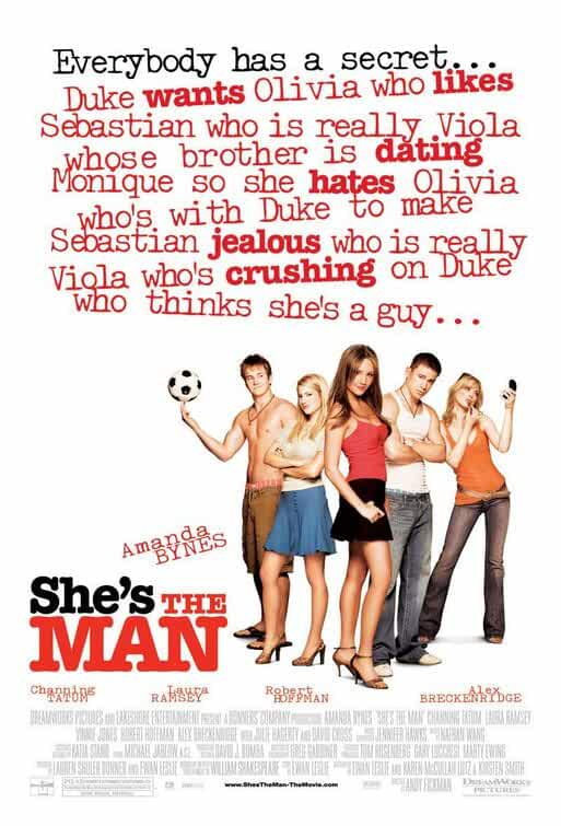 She's the Man 2006 Movies Watch on Amazon Prime Video