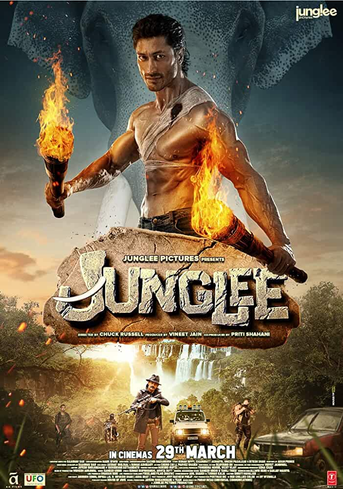 Junglee 2019 Movies Watch on Disney + HotStar