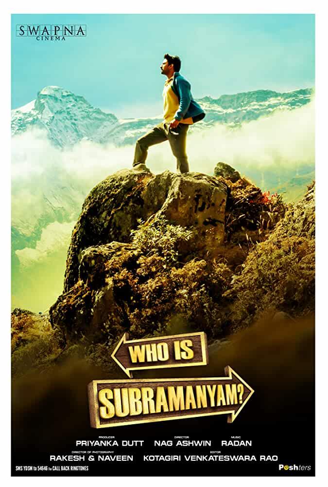 Yevade Subramanyam 2015 Movies Watch on Disney + HotStar