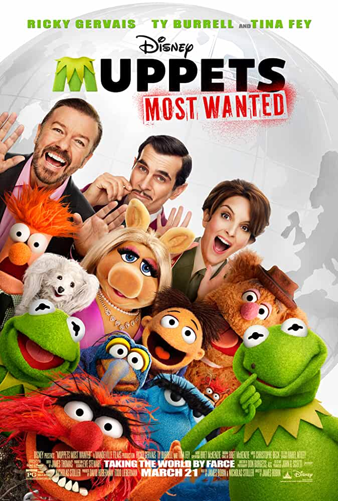 Muppets Most Wanted 2014 Movies Watch on Disney + HotStar