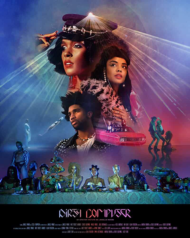 Janelle Monae: Dirty Computer [Emotion Picture] Director's Cut 2019 Movies Watch on Amazon Prime Video