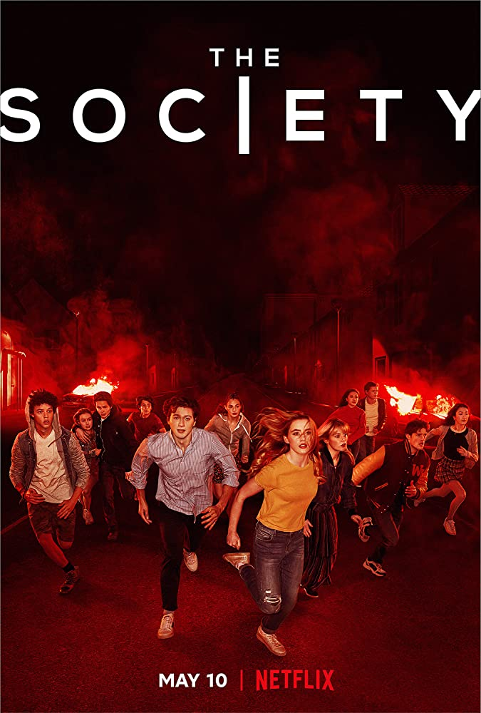 The Society 2019 Web/TV Series Watch on Netflix