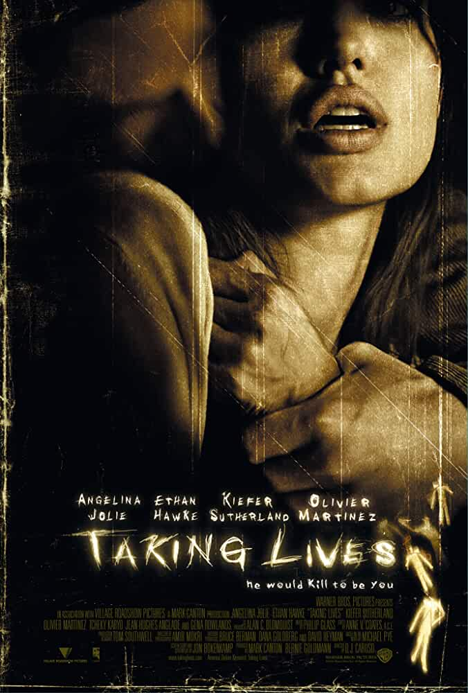 Taking Lives 2004 Movies Watch on Netflix