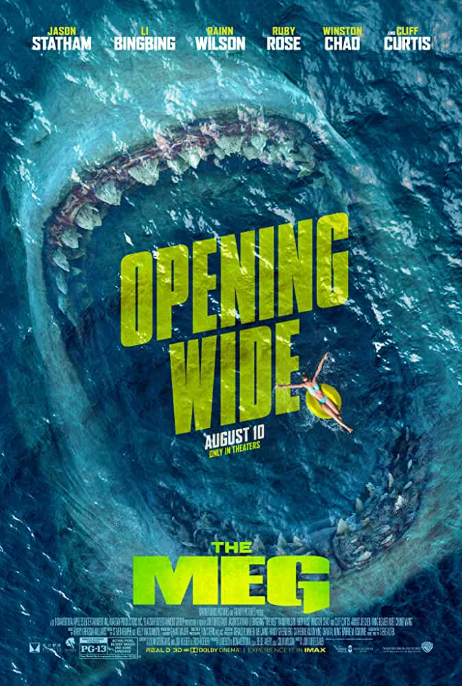 The Meg 2018 Movies Watch on Netflix