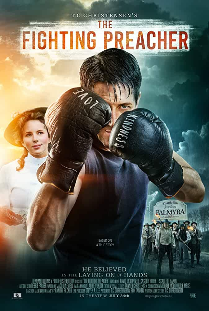 The Fighting Preacher 2013 Movies Watch on Amazon Prime Video