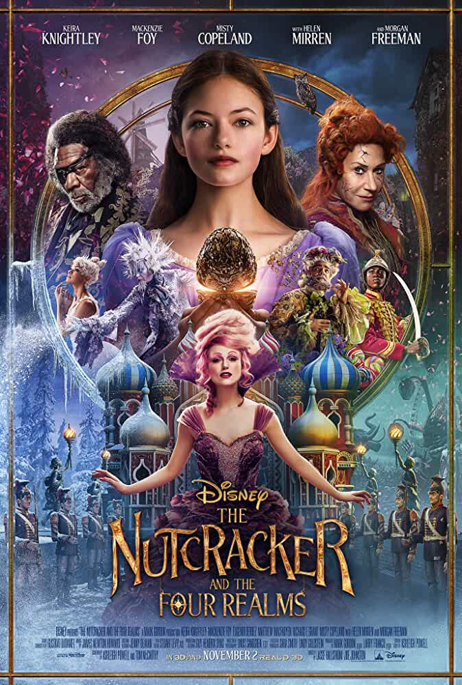 The Nutcracker and the Four Realms 2018 Movies Watch on Disney + HotStar