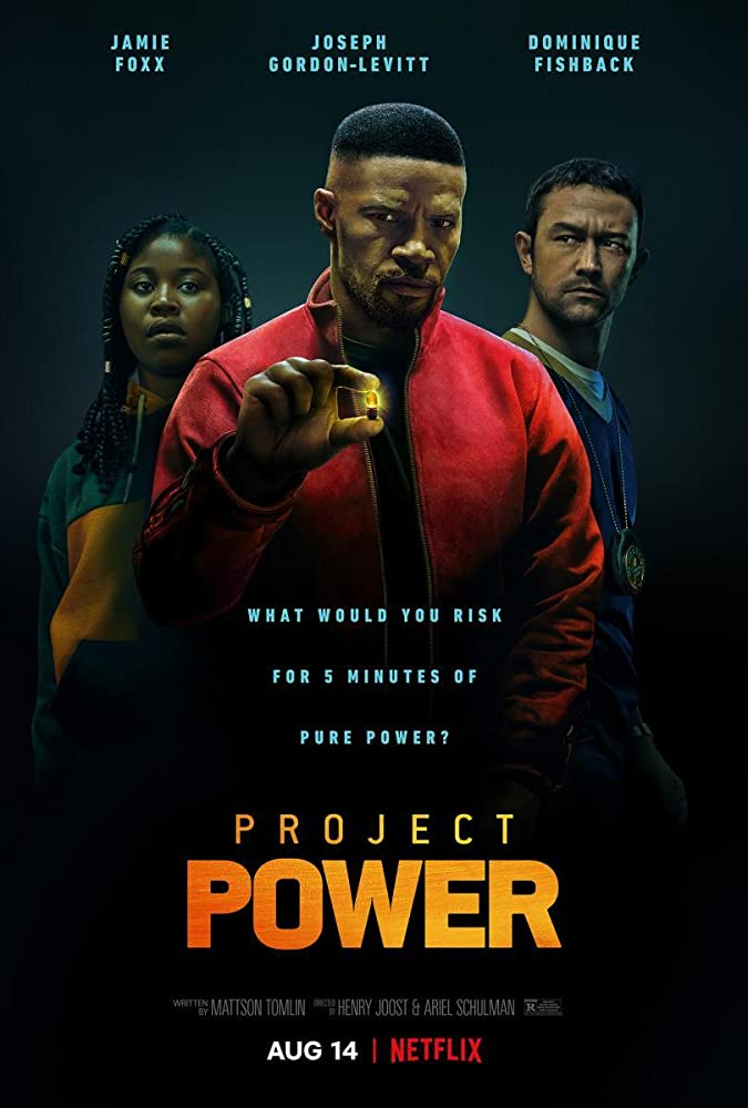Project Power 2020 Movies Watch on Netflix
