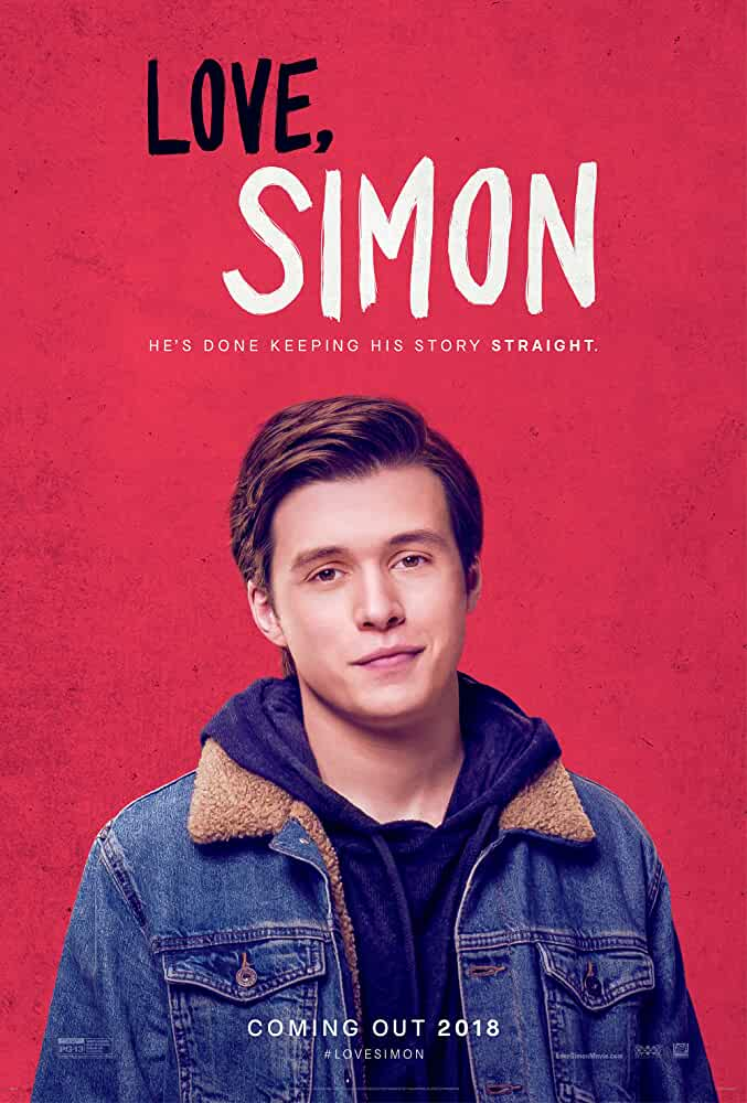 Love, Simon 2018 Movies Watch on Disney + HotStar