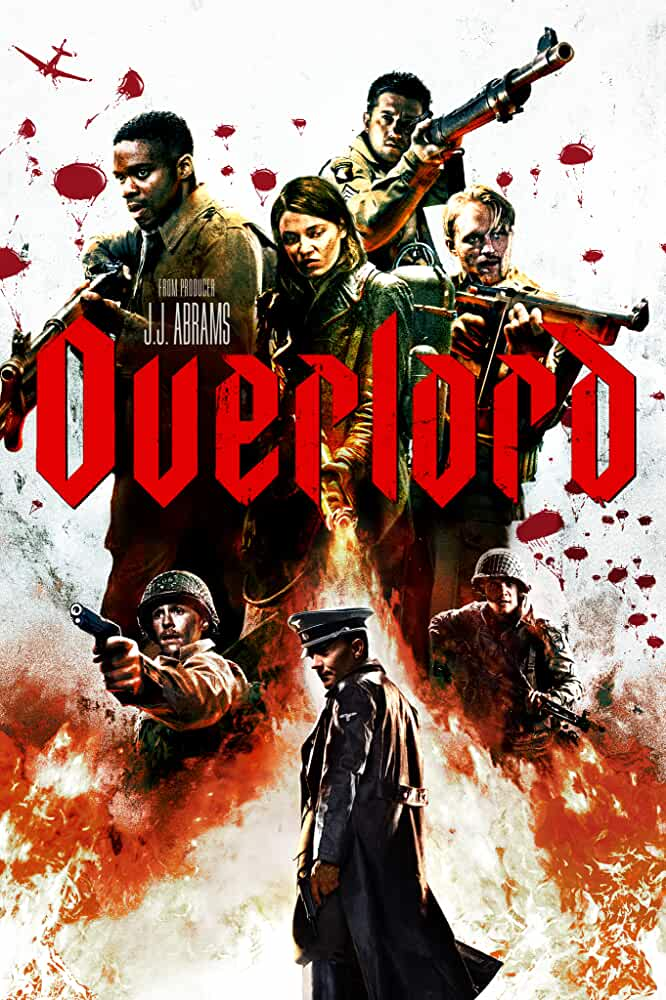 Overlord 2018 Movies Watch on Amazon Prime Video