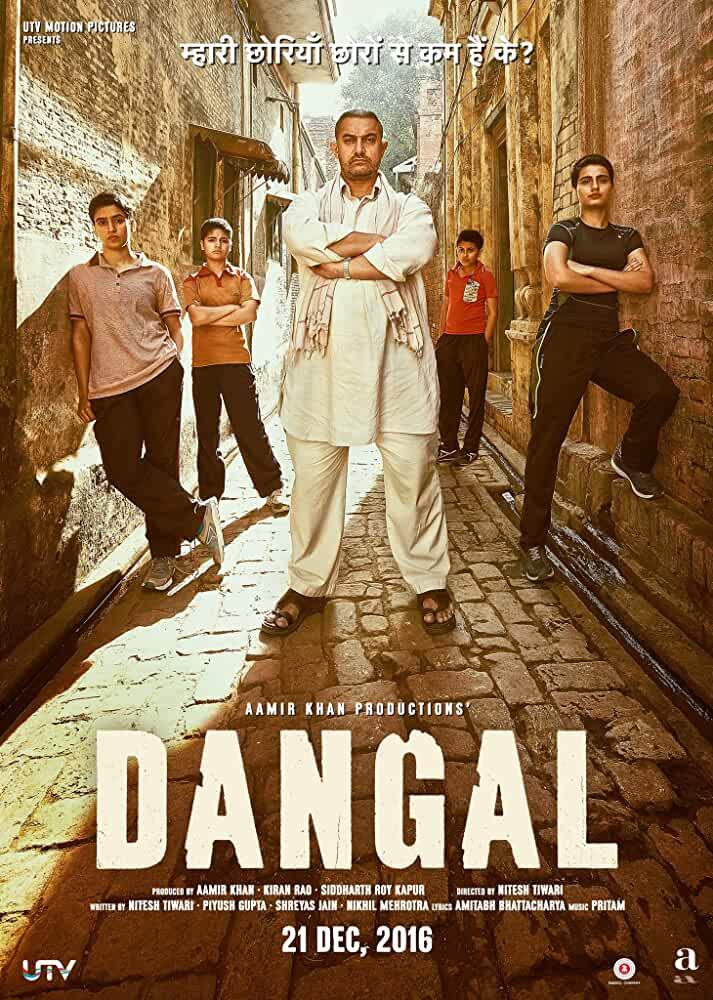 Dangal 2016 Movies Watch on Netflix