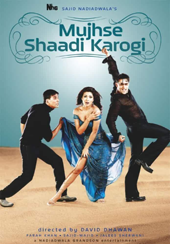 Mujhse Shaadi Karogi 2004 Movies Watch on Amazon Prime Video