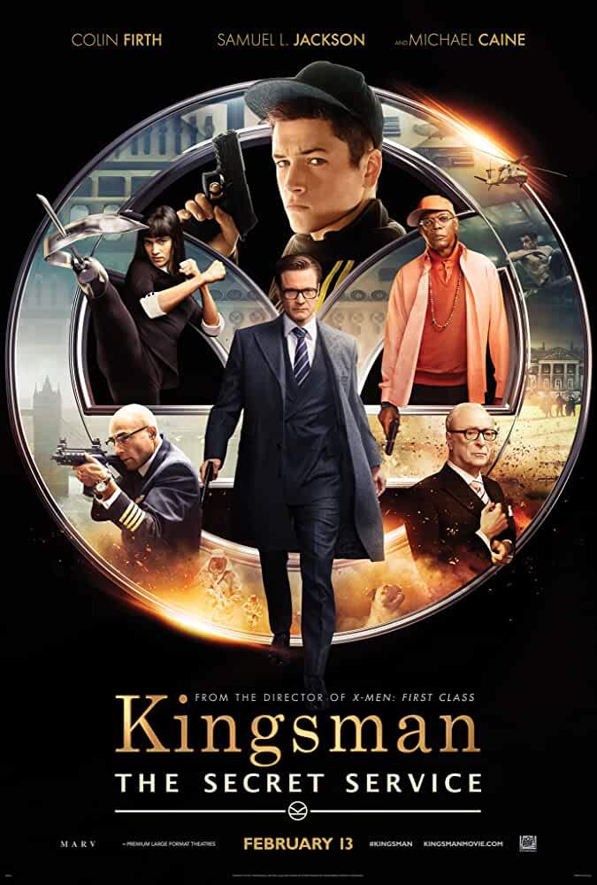 Kingsman: The Secret Service 2015 Movies Watch on Disney + HotStar