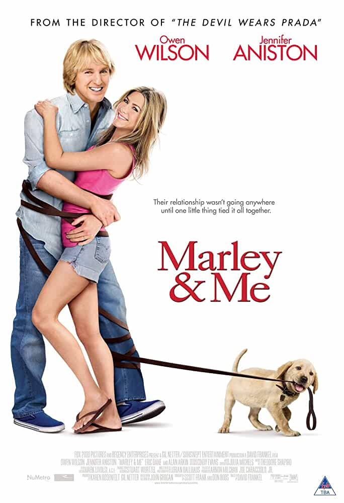 Marley & Me 2008 Movies Watch on Amazon Prime Video
