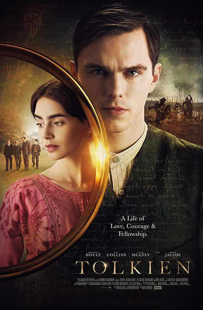 Tolkien 2019 Movies Watch on Disney + HotStar