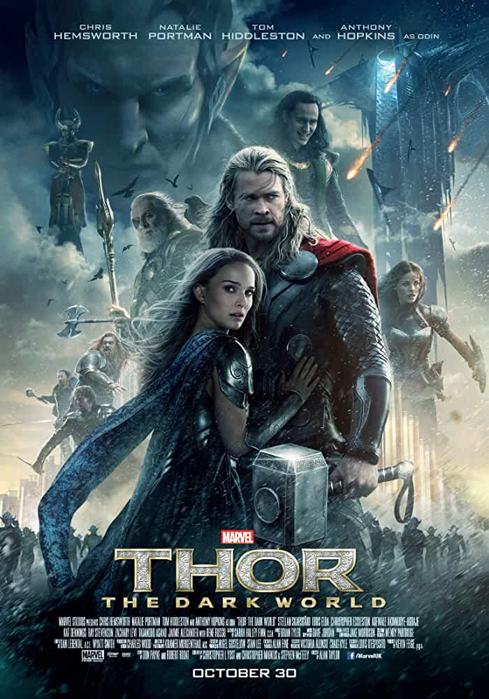 Thor: The Dark World 2013 Movies Watch on Disney + HotStar