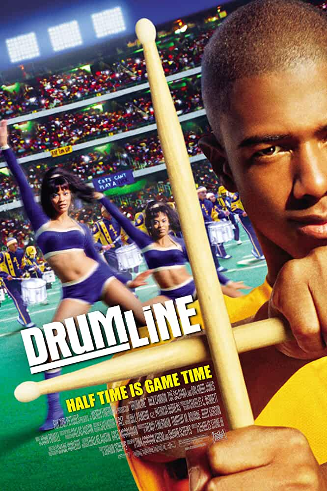 Drumline 2002 Movies Watch on Disney + HotStar