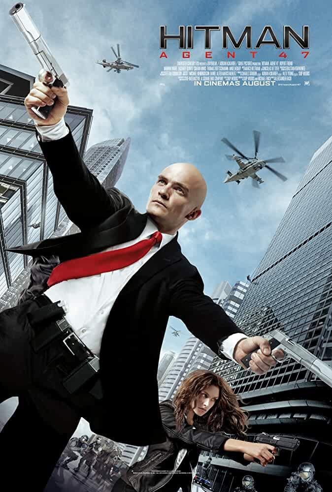Hitman: Agent 47 2015 Movies Watch on Disney + HotStar