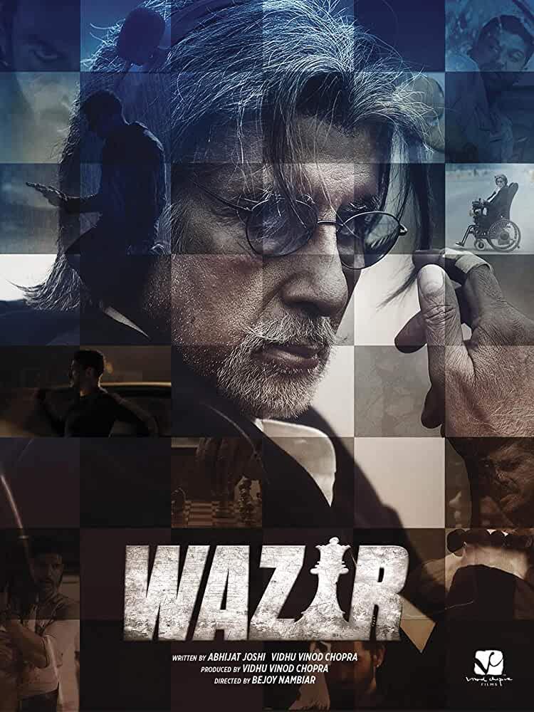 Wazir 2016 Movies Watch on Amazon Prime Video