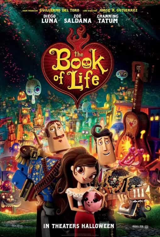The Book of Life 2017 Movies Watch on Disney + HotStar