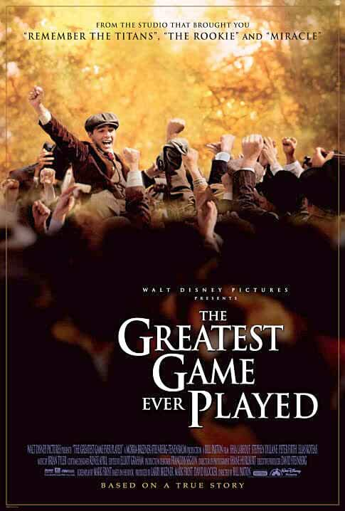 The Greatest Game Ever Played 2005 Movies Watch on Disney + HotStar