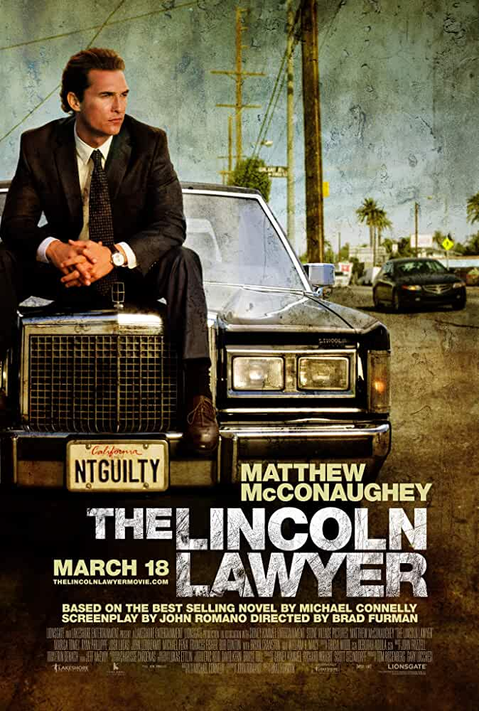 The Lincoln Lawyer 2011 Movies Watch on Amazon Prime Video