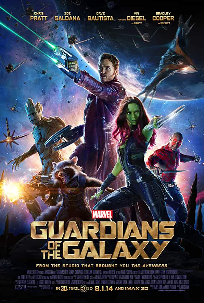 Guardians of the Galaxy 2014 Movies Watch on Disney + HotStar