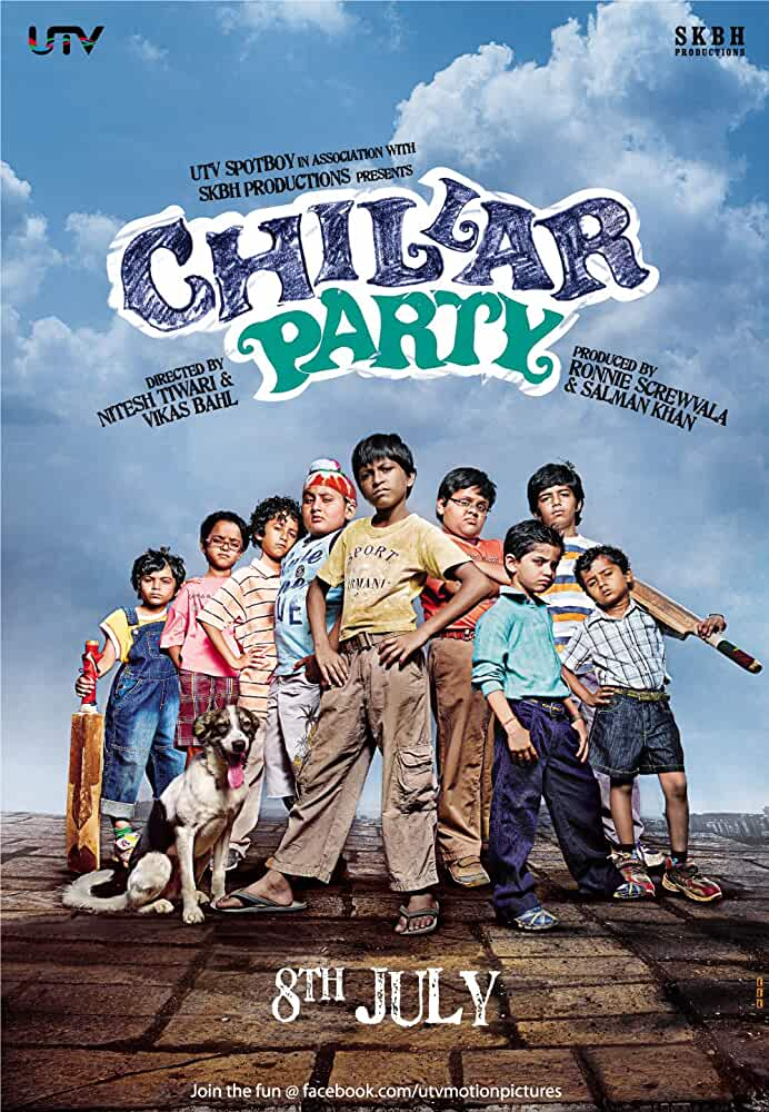 Chillar Party 2011 Movies Watch on Netflix