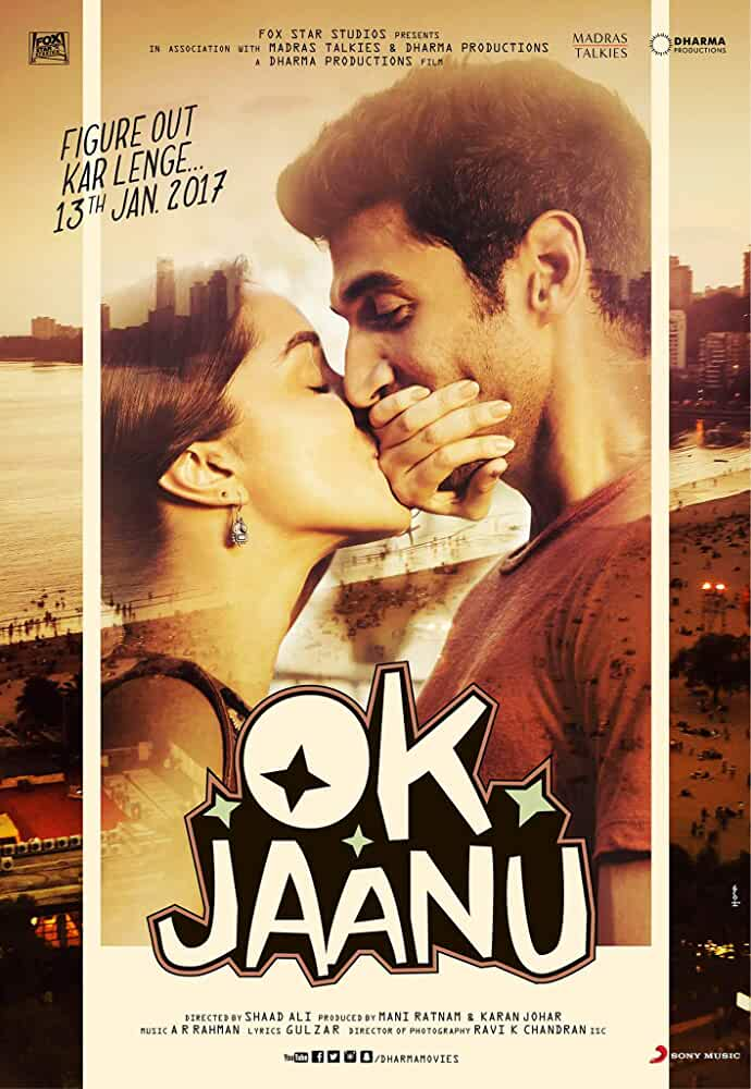 OK Jaanu 2017 Movies Watch on Amazon Prime Video