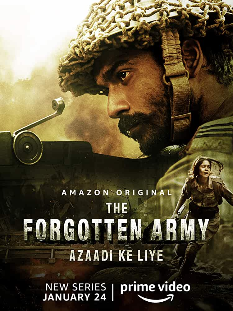 The Forgotten Army - Azaadi Ke Liye 2020 Web/TV Series Watch on Amazon Prime Video