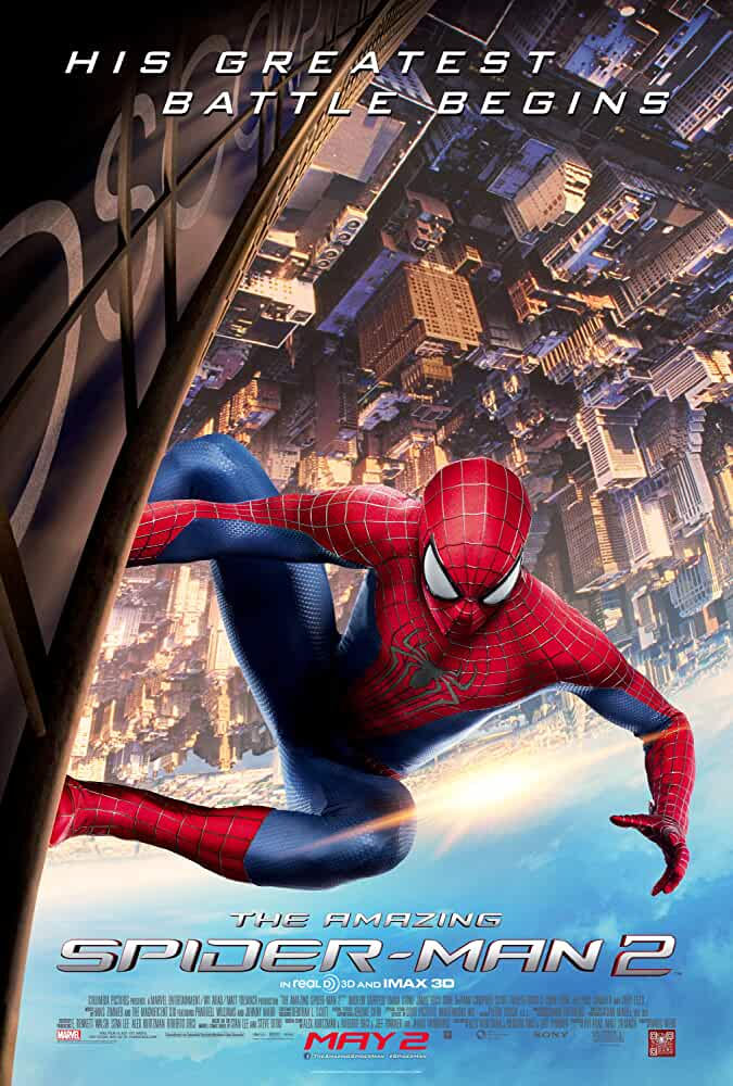 The Amazing Spider-Man 2 2014 Movies Watch on Amazon Prime Video