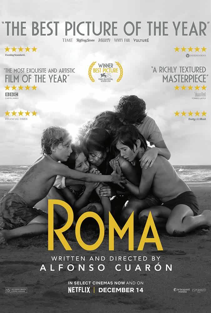 Roma 2018 Movies Watch on Netflix