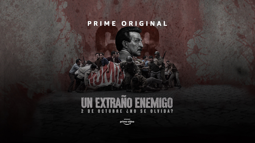 Un extraño enemigo (An Unknown Enemy) 2018 Web/TV Series Watch on Amazon Prime Video