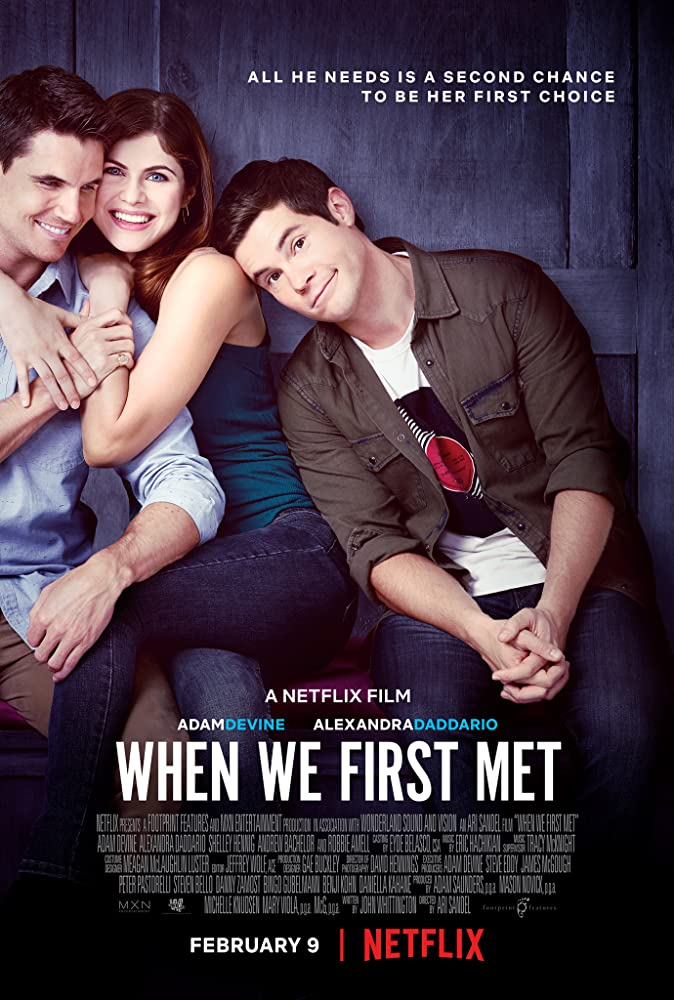 When We First Met 2018 Movies Watch on Netflix