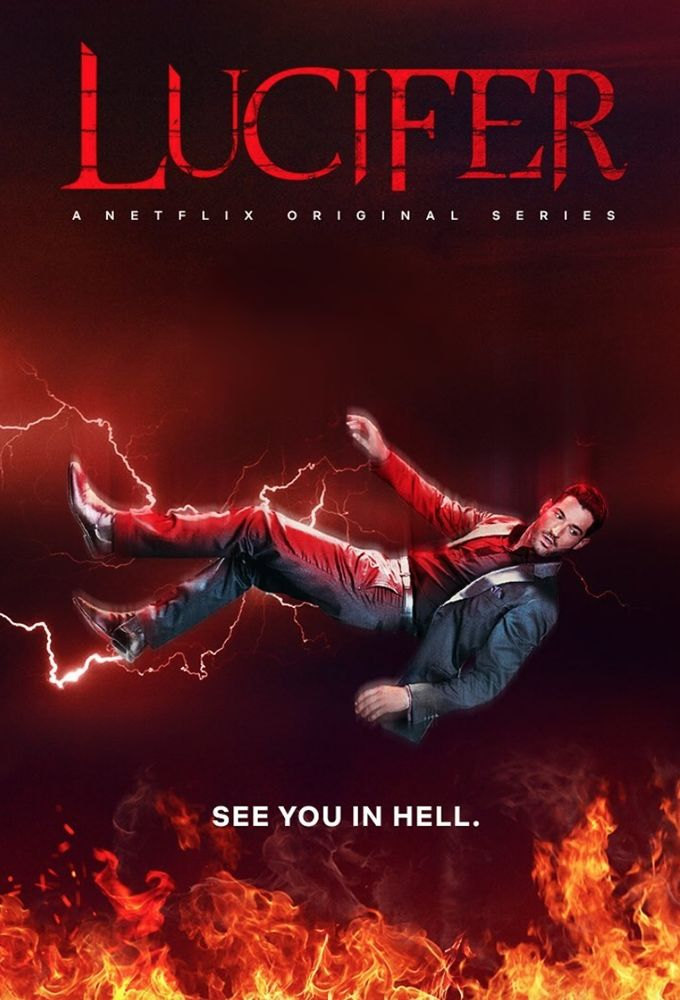Lucifer 2016 Web/TV Series Watch on Netflix