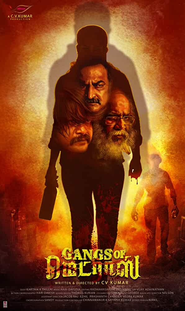 Gangs of Madras 2019 Movies Watch on Amazon Prime Video