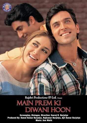 Main Prem Ki Diwani Hoon 2003 Movies Watch on Amazon Prime Video