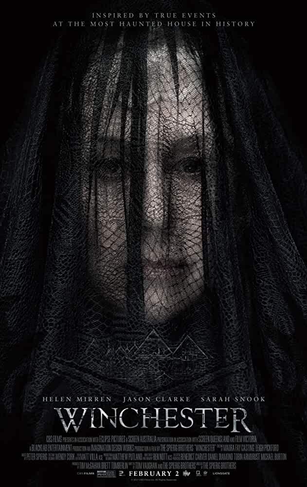 Winchester 2018 Movies Watch on Netflix