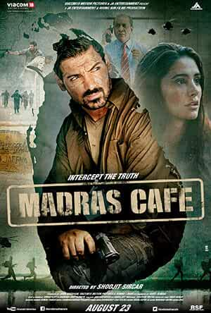 Madras Cafe 2013 Movies Watch on Netflix