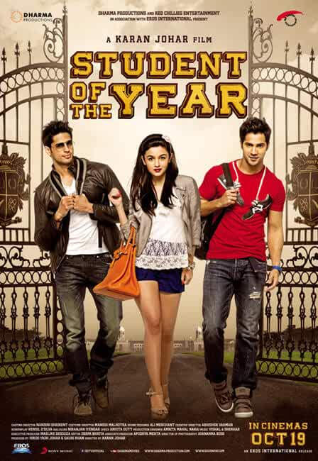 Student Of The Year 2012 Movies Watch on Amazon Prime Video
